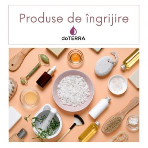 doTERRA - Produse de îngrijire